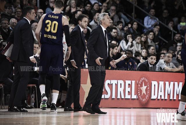"""Svetislav Pesic: """"Tenemos catorce finales para clasificarnos para el play-off y hay que ir al límite"""""""