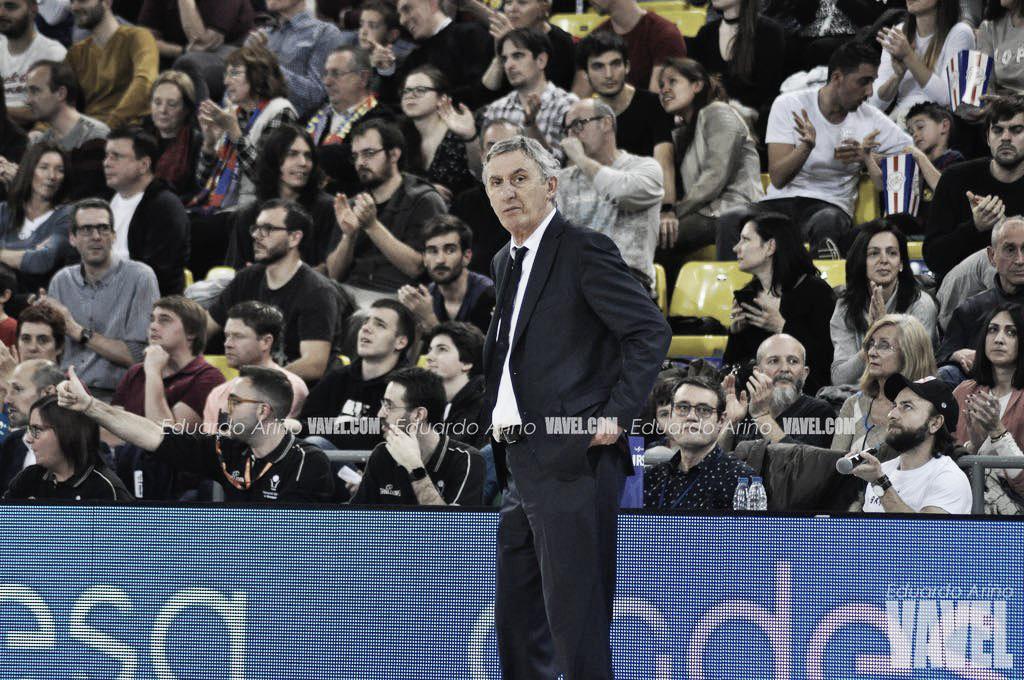 """Svetislav Pesic: """"Afrontamos la Copa del Rey con mucha confianza"""""""
