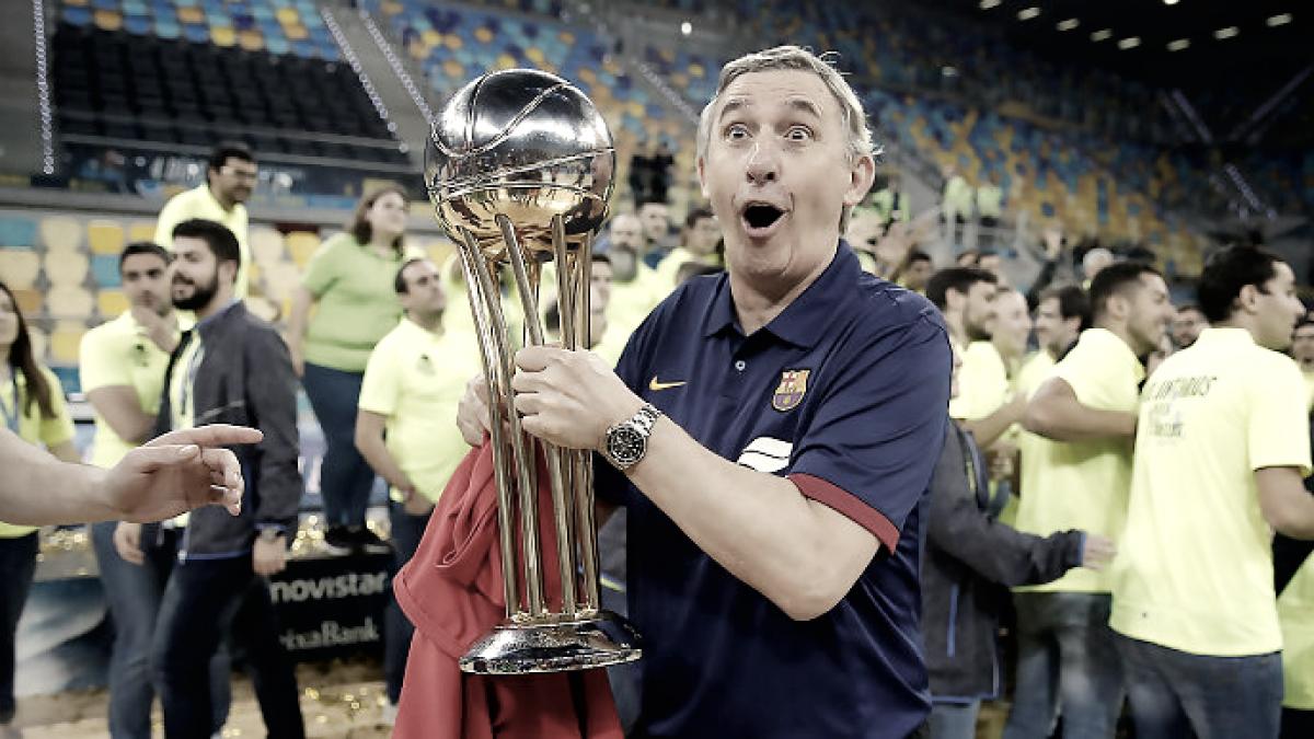 """Svetislav Pesic: """"Esta vez, la euforia es más necesaria"""""""