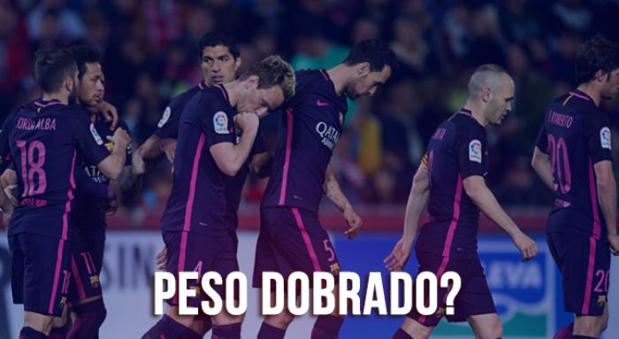 Peso dobrado? Copa do Rei é a única chance de título do Barcelona na temporada
