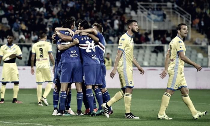 Serie A - A Marassi va in scena Sampdoria - Pescara, tra ambizione e disperazione