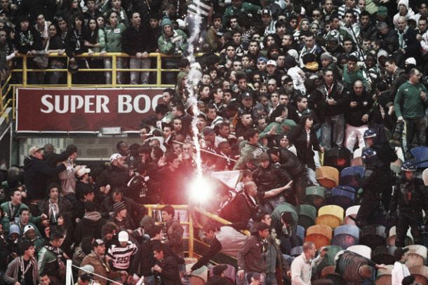 Sporting quer interdição do Estádio da Luz