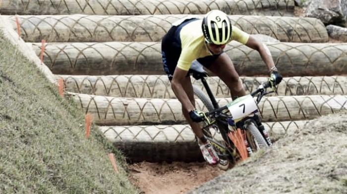 Aos 22 anos, Jenny Rissveds conquista o primeiro ouro no Mountain Bike