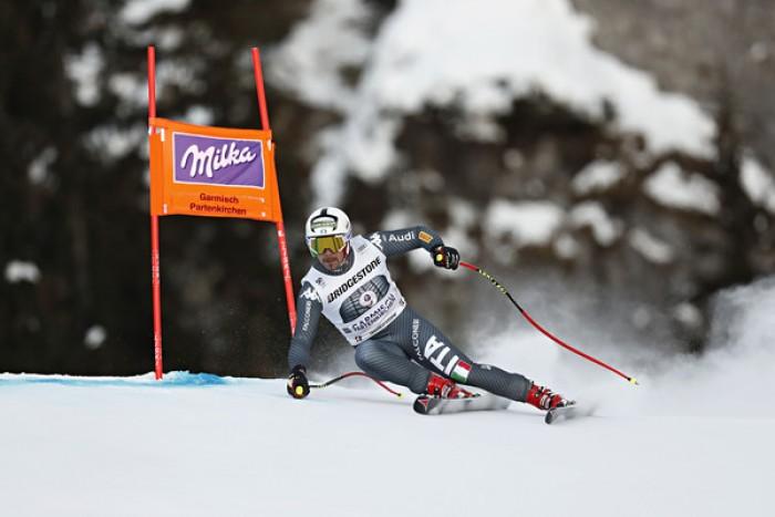 Sci Alpino, Garmisch - Discesa libera maschile: i pettorali di partenza