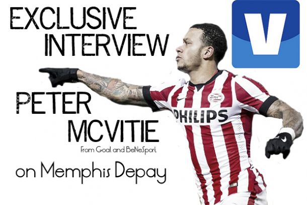 Exclusive Interview: Peter McVitie talks Memphis Depay