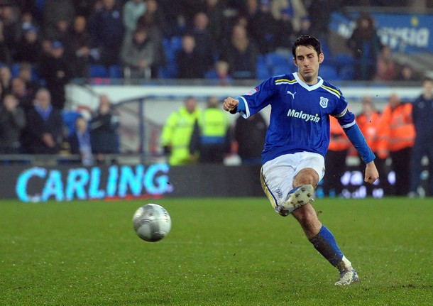 El Cardiff City se resiste a traspasar a Peter Whittingham
