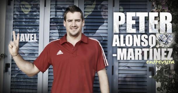 "Entrevista. Peter Alonso-Martínez: ""Vamos a marcarnos un objetivo ambicioso en Málaga"""