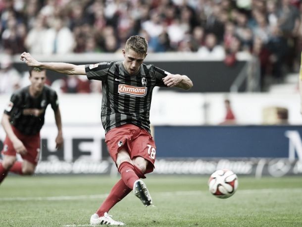 VfB Stuttgart 2-2 SC Freiburg: Petersen saves Freiburg with second-half brace