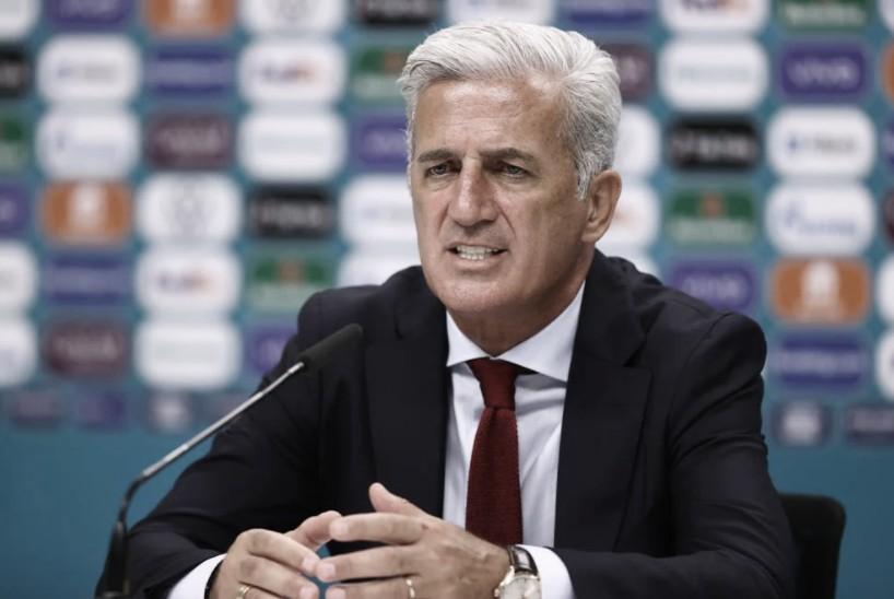 "Petković: ""Tenemos un solo objetivo"""