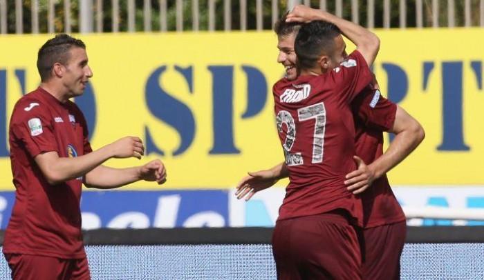 Scozzarella e Citro spingono il Trapani alla finale playoffs: Spezia battuto con onore