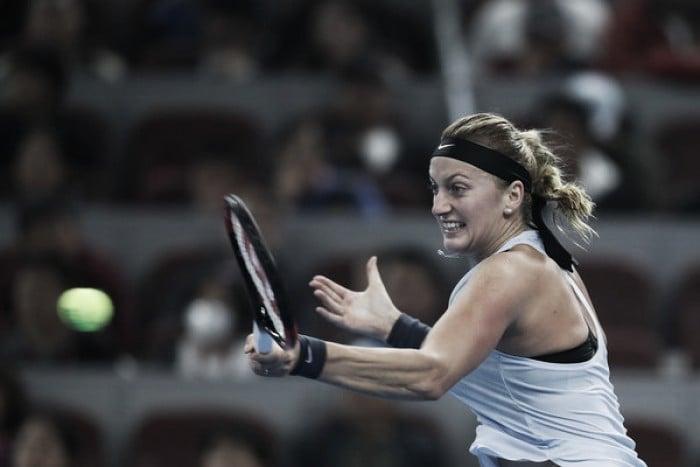 Kvitova se cita con Radwanska en Doha