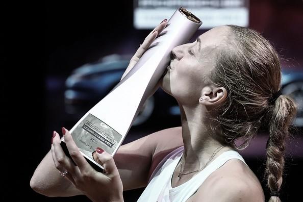 Actualización ránking WTA 29 de abril 2019: Kvitova recupera la segunda plaza