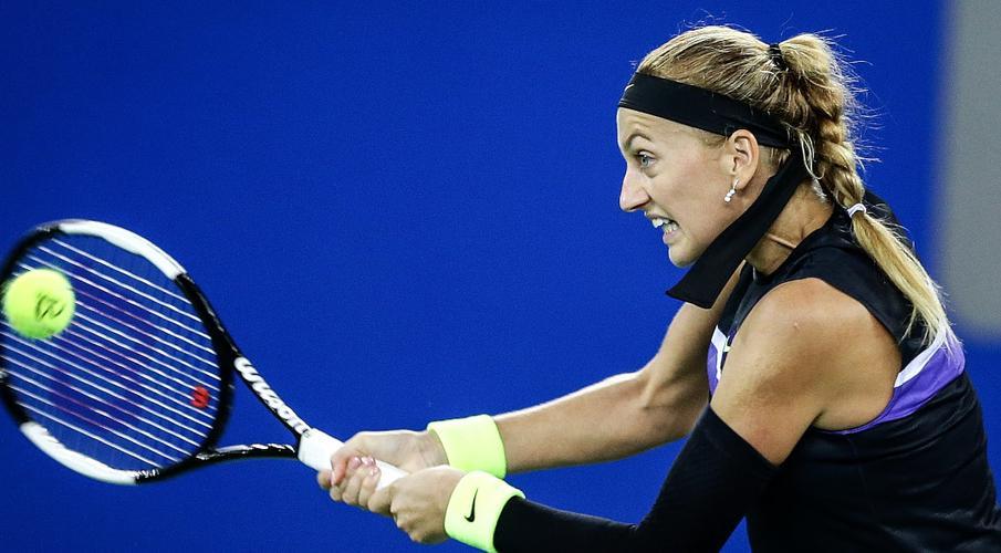 WTA Wuhan Day 2 wrapup: Kvitova, Sabalenka power to third round; first round completed