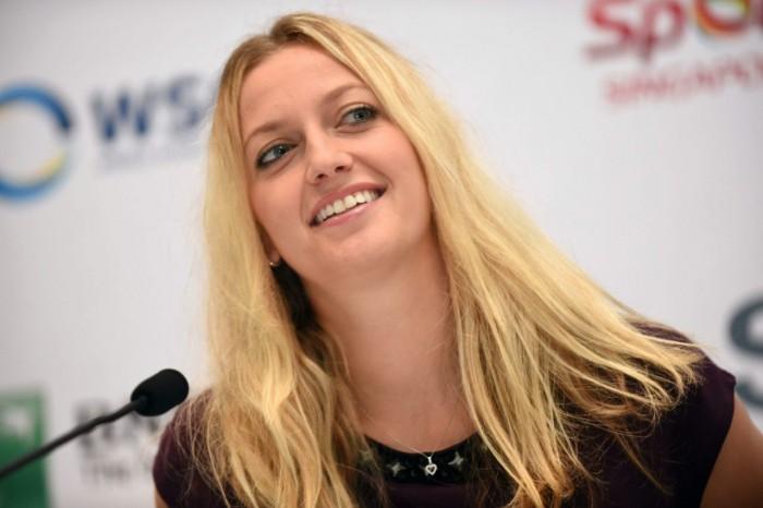 Tennis - Aggredita Petra Kvitova, accoltellata alla mano sinistra