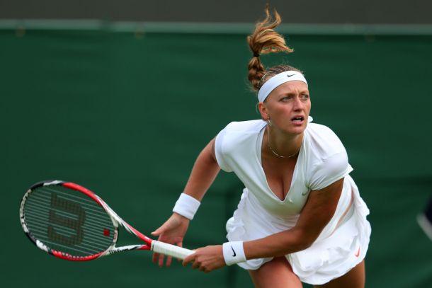 Wimbledon, il programma femminile: tocca a Kvitova e Halep, Giorgi e Knapp per risollevare l'Italia
