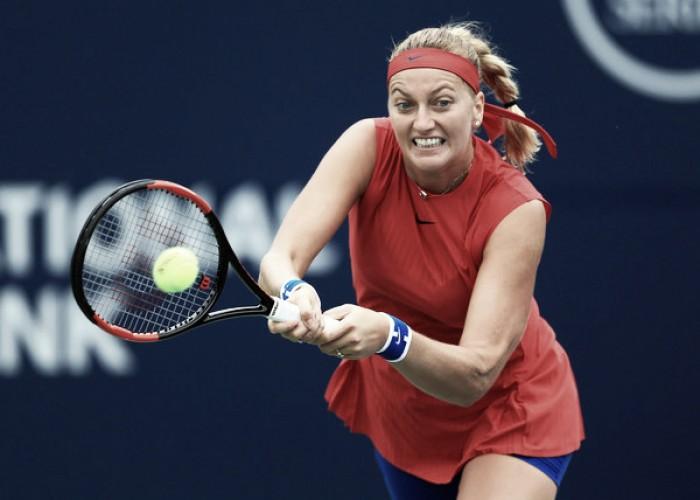 Kvitova quita las ilusiones de Carla Suárez en Toronto