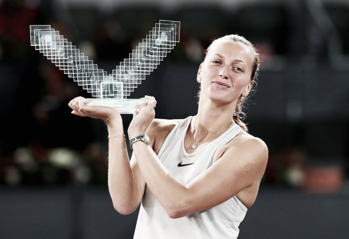 WTA Madrid: Petra Kvitova outlasts Kiki Bertens, claims fourth title of 2018