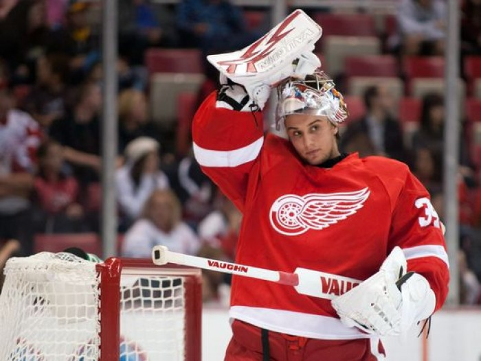 Red Wings Looking To Get On Track Against The Winnipeg Jets
