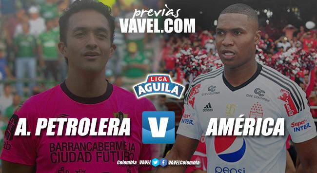 Previa Alianza Petrolera vs América: primer desafío oficial de dos equipos renovados