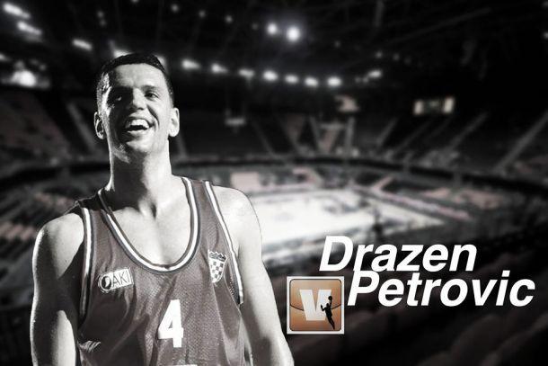 Estrellas de los Mundiales: Drazen Petrovic