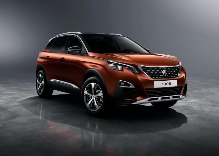 Nuevo Peugeot 3008: antes monovolumen ahora SUV