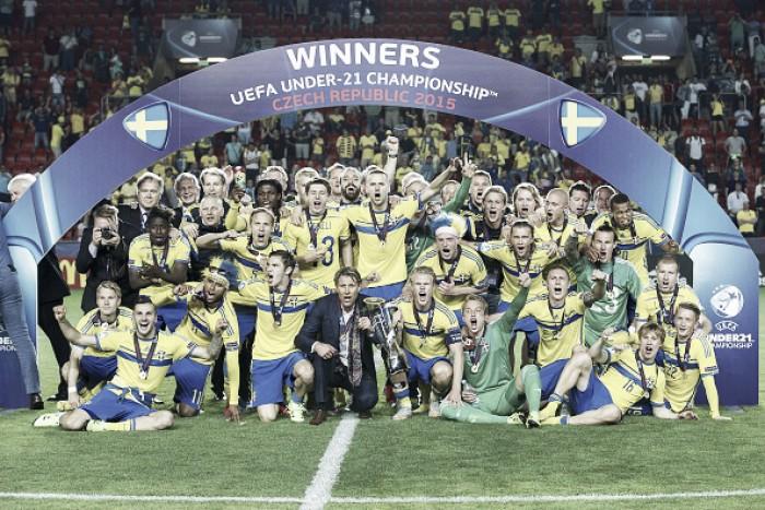 Após 24 anos sem participar, Suécia volta aos Jogos Olímpicos buscando fazer bonito no futebol
