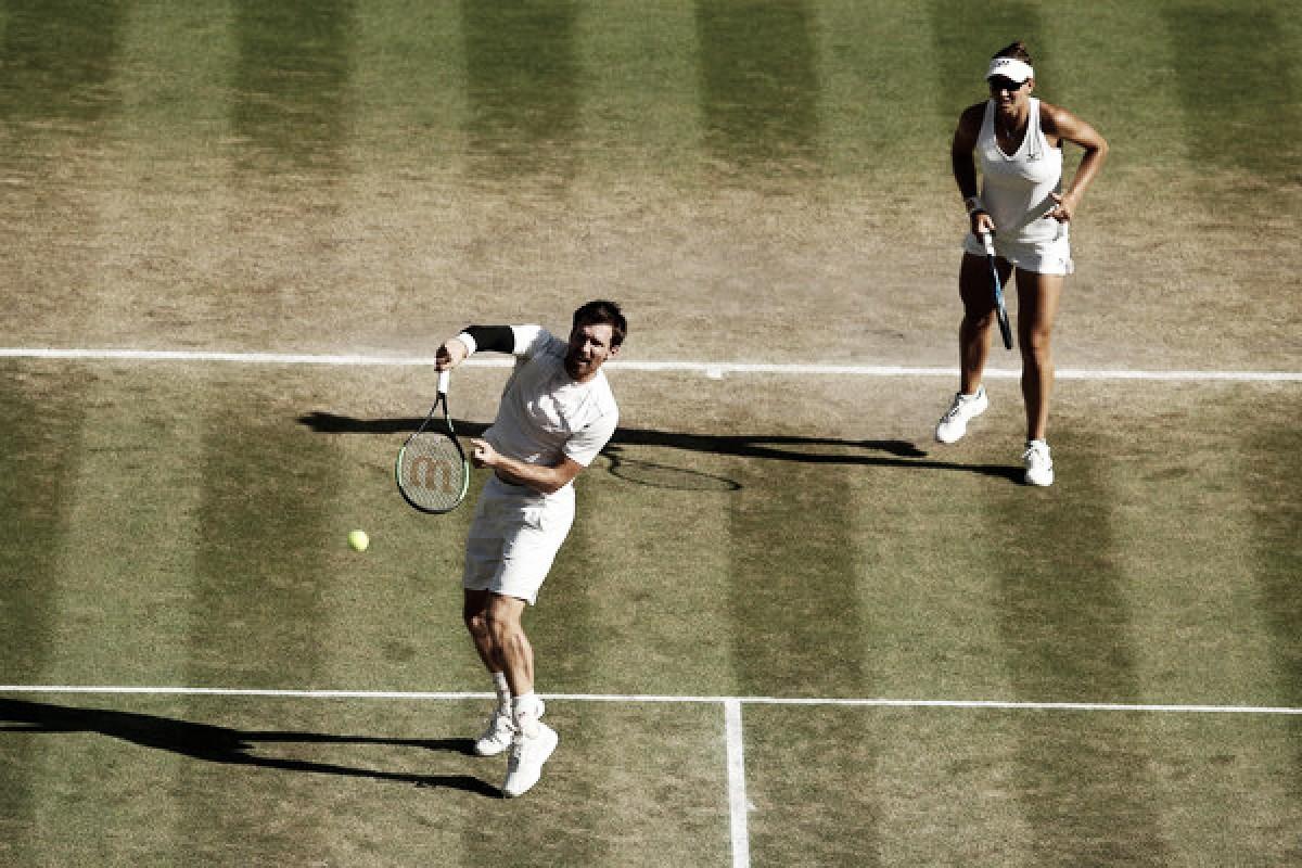 Peya y Melichar se coronan en Wimbledon