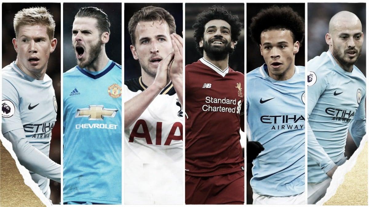 La Asociación de Futbolistas Profesionales eligió sus nominados para el PFA