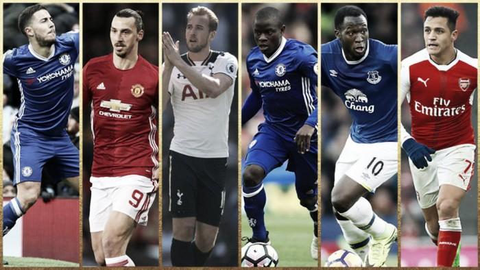 Premier League, ecco i 6 finalisti per il titolo di Player of the Year