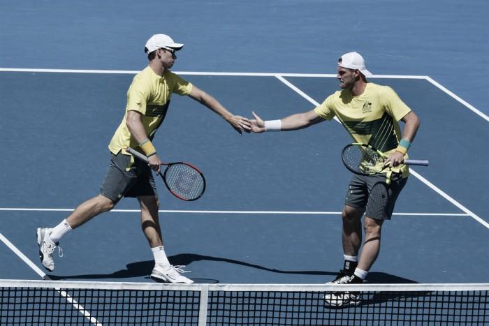 Davis Cup, Australia e Francia già ai quarti