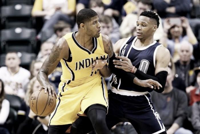 NBA, Paul George agli Oklahoma City Thunder