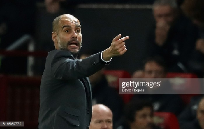 Guardiola focused on West Brom and ending poor run