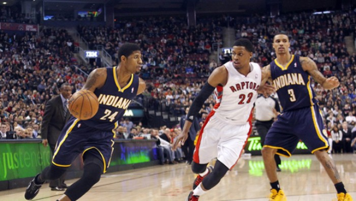 Indiana Pacers Travel To Canada To Play Toronto Raptors