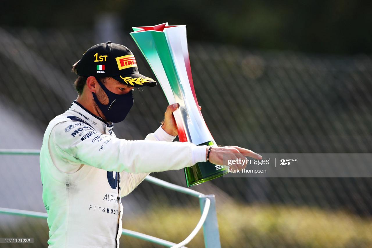 Italian GP - Driver ratings