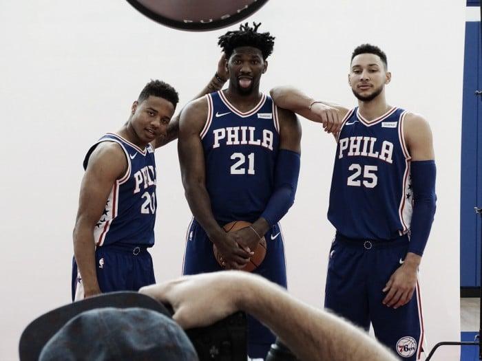 "NBA Media Day, Ben Simmons accende i Sixers: ""Pronto a giocare da point guard"""