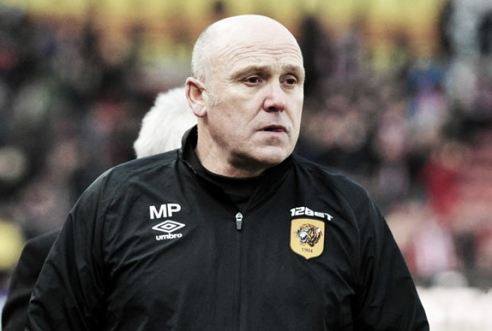 Mike Phelan explains that Hull are looking forward to Manchester United fixture