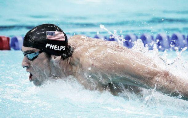 Phelps fermato per 6 mesi, niente Mondiali a Kazan