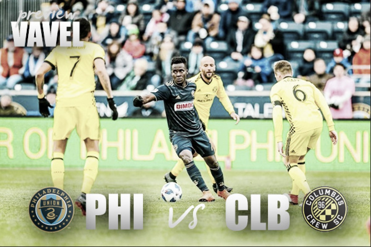Columbus Crew SC vs Philadelphia Union Match Preview