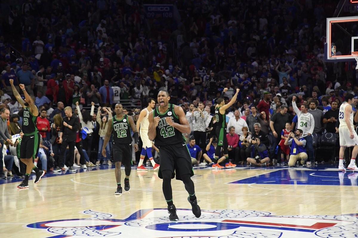 NBA Playoffs - Stevens, Tatum ed Horford fanno grandi i Celtics, Philadelphia ora è KO