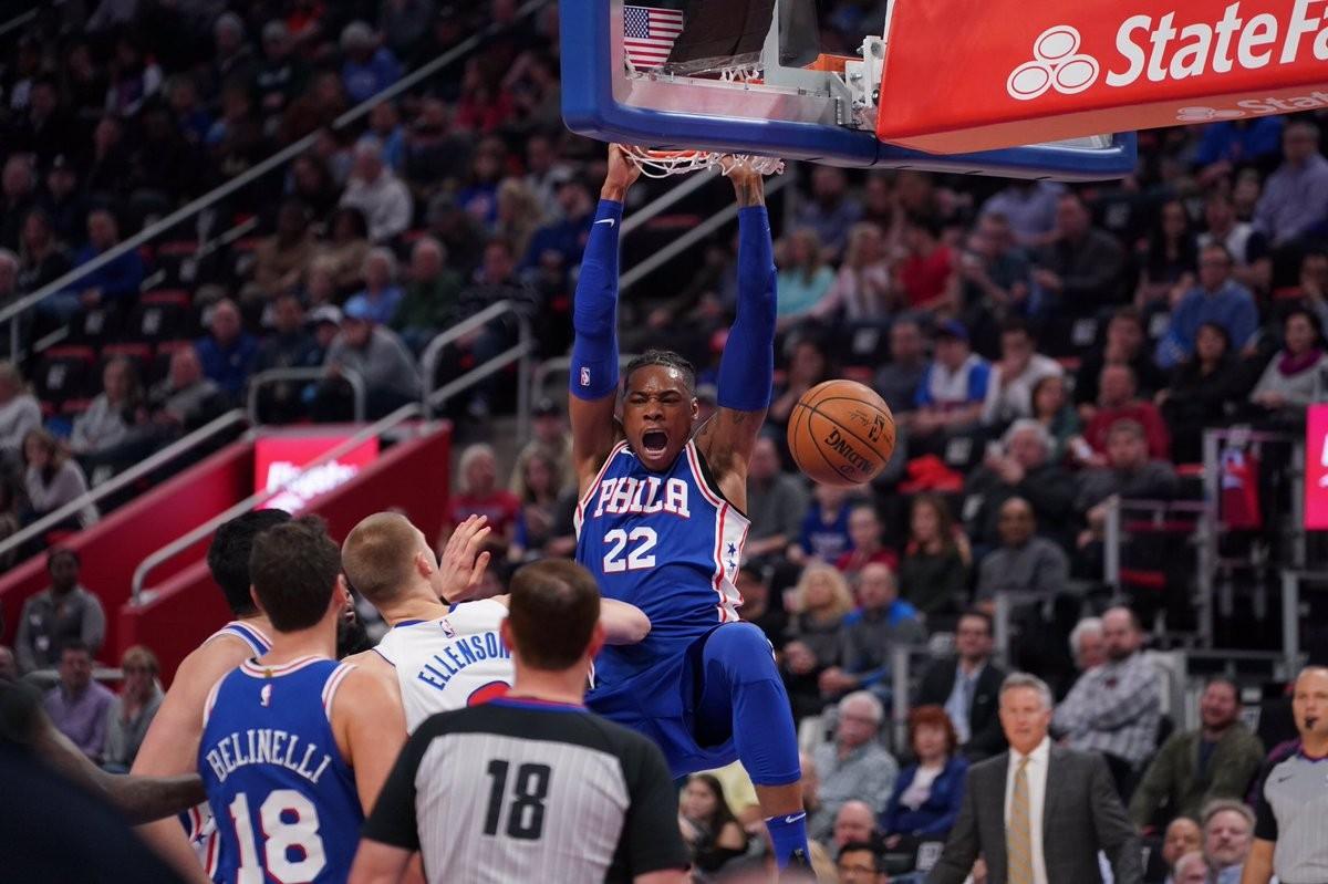 NBA - Philadelphia non sbaglia più, New Orleans a valanga su Memphis