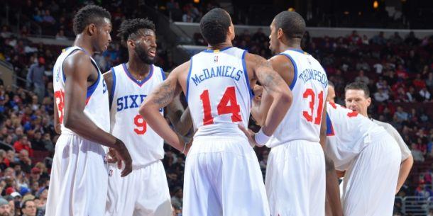 Philadelphia 76ers: gioventù al potere