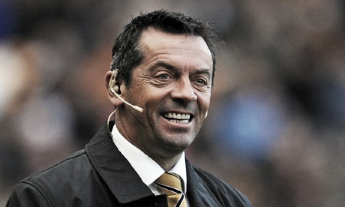 Phil Brown backs Allardyce for England job