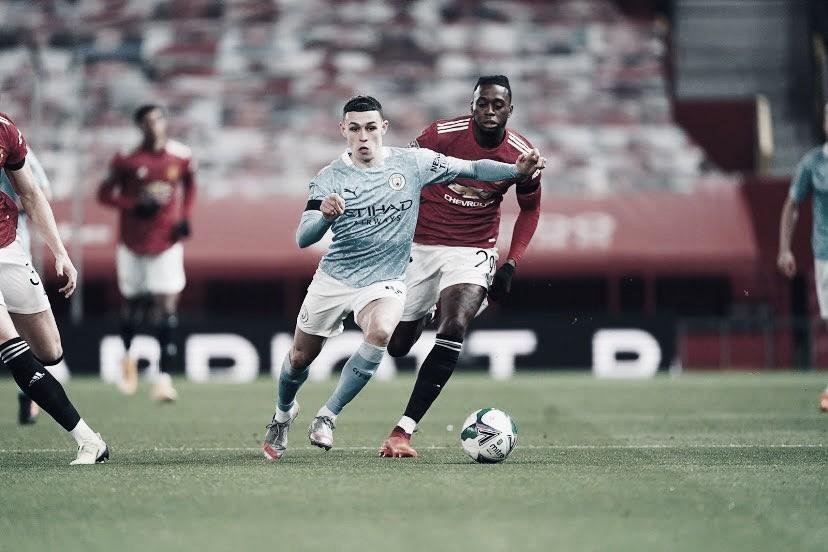 Phil Foden, la perla del Manchester City. / FOTO: Manchester City.