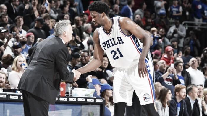 NBA: seconda vittoria per Philadelphia, Orlando inguaia New Orleans