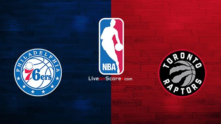 Resumen y mejores momentos del Philadelphia 76ers 125-113 Toronto Raptors EN Pretemporada NBA