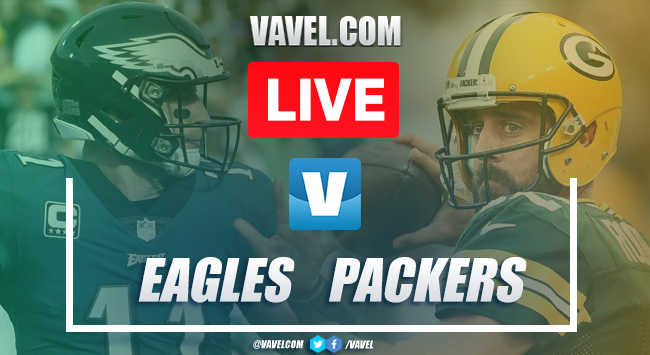 Touchdowns and Highlights: Philadelphia Eagles 34-27 Green Bay Packers, 2019 NFL Season