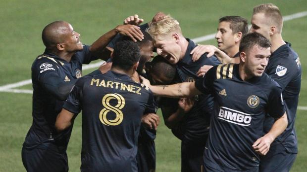 Philadelphia 3-0 Toronto FC: Union end slump with emphatic victory