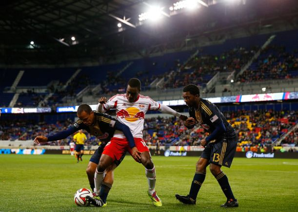 philadelphia union new york red bulls