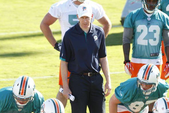 Los Miami Dolphins protagonizarán Hard Knocks