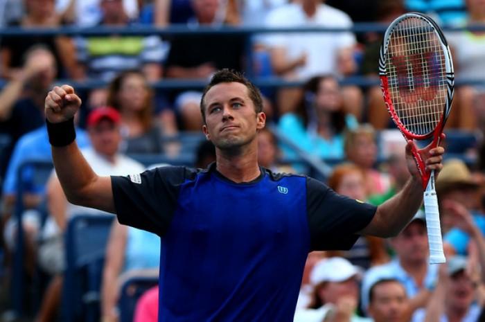 ATP Monaco di Baviera: Kohlschreiber domina uno spento Fognini